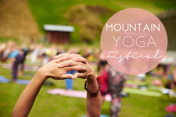 3. MOUNTAIN YOGA FESTIVAL
