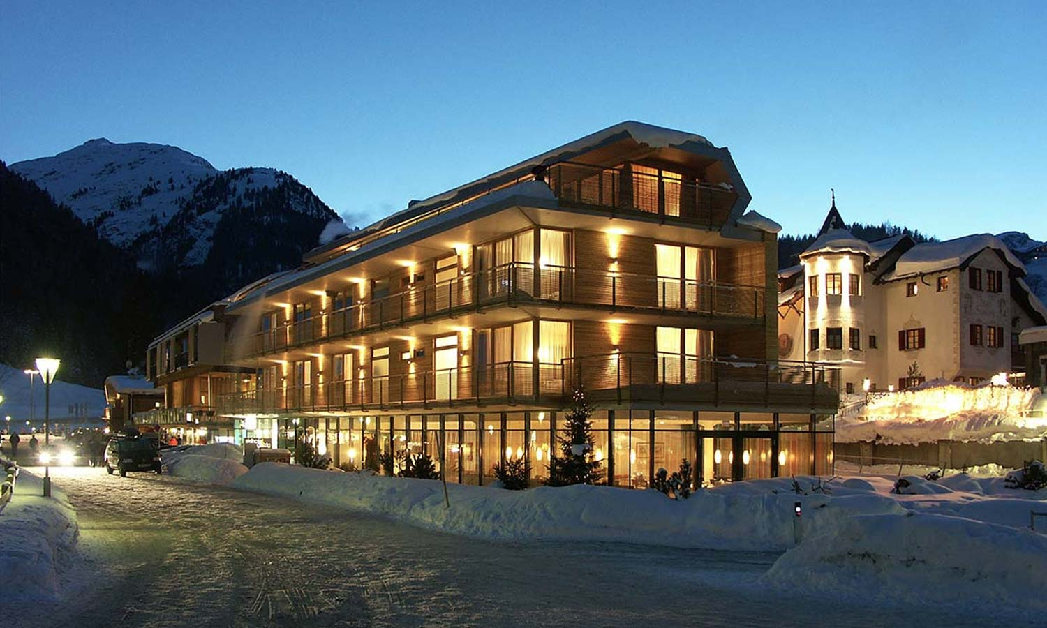 Hotels In St Christoph Austria